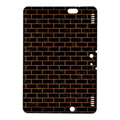 Brick1 Black Marble & Rusted Metal (r) Kindle Fire Hdx 8 9  Hardshell Case by trendistuff