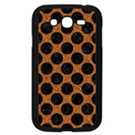 CIRCLES2 BLACK MARBLE & RUSTED METAL Samsung Galaxy Grand DUOS I9082 Case (Black)