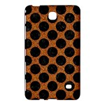 CIRCLES2 BLACK MARBLE & RUSTED METAL Samsung Galaxy Tab 4 (8 ) Hardshell Case