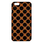 CIRCLES2 BLACK MARBLE & RUSTED METAL iPhone 6 Plus/6S Plus TPU Case