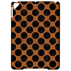 Circles2 Black Marble & Rusted Metal Apple Ipad Pro 9 7   Hardshell Case by trendistuff