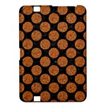 CIRCLES2 BLACK MARBLE & RUSTED METAL (R) Kindle Fire HD 8.9