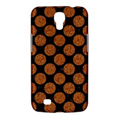 Circles2 Black Marble & Rusted Metal (r) Samsung Galaxy Mega 6 3  I9200 Hardshell Case by trendistuff
