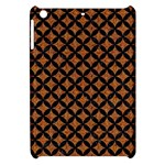 CIRCLES3 BLACK MARBLE & RUSTED METAL Apple iPad Mini Hardshell Case
