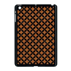 Circles3 Black Marble & Rusted Metal Apple Ipad Mini Case (black) by trendistuff