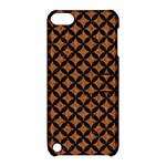 CIRCLES3 BLACK MARBLE & RUSTED METAL Apple iPod Touch 5 Hardshell Case with Stand