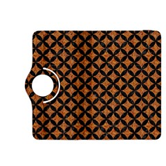 Circles3 Black Marble & Rusted Metal Kindle Fire Hdx 8 9  Flip 360 Case by trendistuff