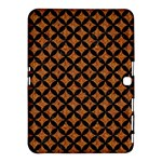 CIRCLES3 BLACK MARBLE & RUSTED METAL Samsung Galaxy Tab 4 (10.1 ) Hardshell Case