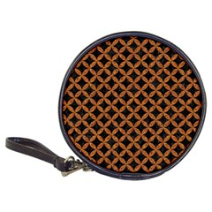 CIRCLES3 BLACK MARBLE & RUSTED METAL (R) Classic 20-CD Wallets