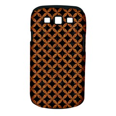 CIRCLES3 BLACK MARBLE & RUSTED METAL (R) Samsung Galaxy S III Classic Hardshell Case (PC+Silicone)