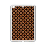 CIRCLES3 BLACK MARBLE & RUSTED METAL (R) iPad Mini 2 Enamel Coated Cases