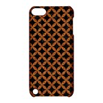 CIRCLES3 BLACK MARBLE & RUSTED METAL (R) Apple iPod Touch 5 Hardshell Case with Stand