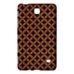 CIRCLES3 BLACK MARBLE & RUSTED METAL (R) Samsung Galaxy Tab 4 (8 ) Hardshell Case