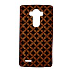 CIRCLES3 BLACK MARBLE & RUSTED METAL (R) LG G4 Hardshell Case