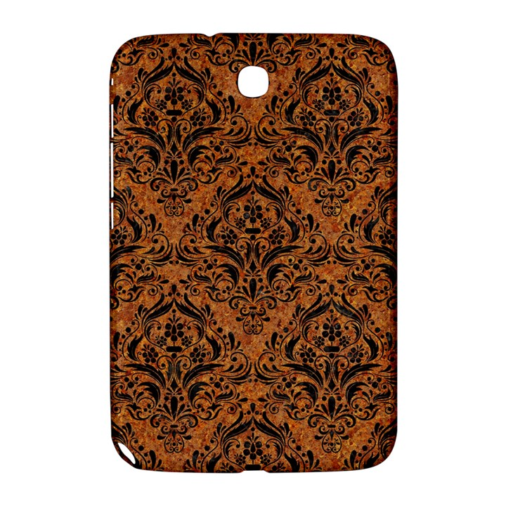 DAMASK1 BLACK MARBLE & RUSTED METAL Samsung Galaxy Note 8.0 N5100 Hardshell Case