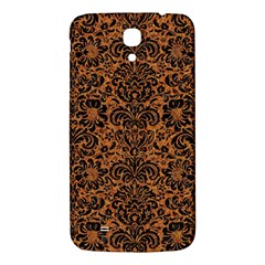 Damask2 Black Marble & Rusted Metal Samsung Galaxy Mega I9200 Hardshell Back Case by trendistuff