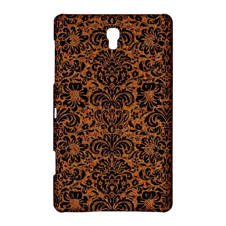 DAMASK2 BLACK MARBLE & RUSTED METAL Samsung Galaxy Tab S (8.4 ) Hardshell Case