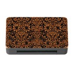 DAMASK2 BLACK MARBLE & RUSTED METAL (R) Memory Card Reader with CF