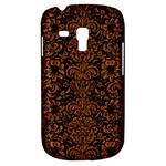 DAMASK2 BLACK MARBLE & RUSTED METAL (R) Galaxy S3 Mini