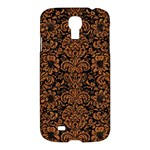 DAMASK2 BLACK MARBLE & RUSTED METAL (R) Samsung Galaxy S4 I9500/I9505 Hardshell Case
