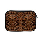 DAMASK2 BLACK MARBLE & RUSTED METAL (R) Apple iPad Mini Zipper Cases
