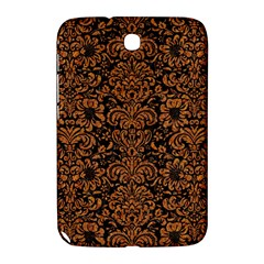 Damask2 Black Marble & Rusted Metal (r) Samsung Galaxy Note 8 0 N5100 Hardshell Case  by trendistuff