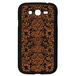 DAMASK2 BLACK MARBLE & RUSTED METAL (R) Samsung Galaxy Grand DUOS I9082 Case (Black)