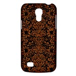 DAMASK2 BLACK MARBLE & RUSTED METAL (R) Galaxy S4 Mini