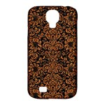 DAMASK2 BLACK MARBLE & RUSTED METAL (R) Samsung Galaxy S4 Classic Hardshell Case (PC+Silicone)