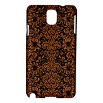 DAMASK2 BLACK MARBLE & RUSTED METAL (R) Samsung Galaxy Note 3 N9005 Hardshell Case