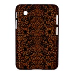 DAMASK2 BLACK MARBLE & RUSTED METAL (R) Samsung Galaxy Tab 2 (7 ) P3100 Hardshell Case