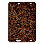DAMASK2 BLACK MARBLE & RUSTED METAL (R) Amazon Kindle Fire HD (2013) Hardshell Case
