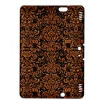 DAMASK2 BLACK MARBLE & RUSTED METAL (R) Kindle Fire HDX 8.9  Hardshell Case