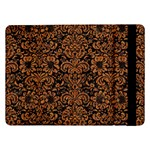 DAMASK2 BLACK MARBLE & RUSTED METAL (R) Samsung Galaxy Tab Pro 12.2  Flip Case