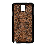 DAMASK2 BLACK MARBLE & RUSTED METAL (R) Samsung Galaxy Note 3 Neo Hardshell Case (Black)