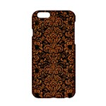 DAMASK2 BLACK MARBLE & RUSTED METAL (R) Apple iPhone 6/6S Hardshell Case