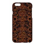 DAMASK2 BLACK MARBLE & RUSTED METAL (R) Apple iPhone 6 Plus/6S Plus Hardshell Case