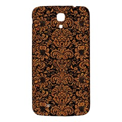 Damask2 Black Marble & Rusted Metal (r) Samsung Galaxy Mega I9200 Hardshell Back Case by trendistuff