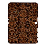 DAMASK2 BLACK MARBLE & RUSTED METAL (R) Samsung Galaxy Tab 4 (10.1 ) Hardshell Case