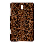 DAMASK2 BLACK MARBLE & RUSTED METAL (R) Samsung Galaxy Tab S (8.4 ) Hardshell Case