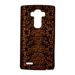 DAMASK2 BLACK MARBLE & RUSTED METAL (R) LG G4 Hardshell Case