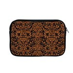 DAMASK2 BLACK MARBLE & RUSTED METAL (R) Apple MacBook Pro 13  Zipper Case