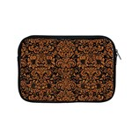 DAMASK2 BLACK MARBLE & RUSTED METAL (R) Apple MacBook Pro 15  Zipper Case