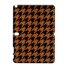 Houndstooth1 Black Marble & Rusted Metal Galaxy Note 1 by trendistuff