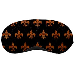 ROYAL1 BLACK MARBLE & RUSTED METAL Sleeping Masks