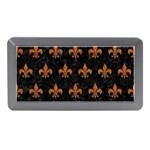 ROYAL1 BLACK MARBLE & RUSTED METAL Memory Card Reader (Mini)