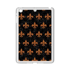 ROYAL1 BLACK MARBLE & RUSTED METAL iPad Mini 2 Enamel Coated Cases