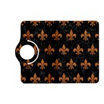 ROYAL1 BLACK MARBLE & RUSTED METAL Kindle Fire HD (2013) Flip 360 Case