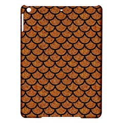 Scales1 Black Marble & Rusted Metal Ipad Air Hardshell Cases