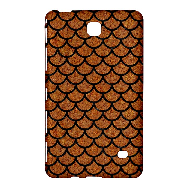 SCALES1 BLACK MARBLE & RUSTED METAL Samsung Galaxy Tab 4 (7 ) Hardshell Case